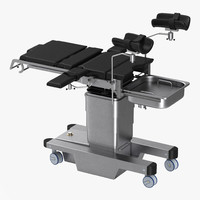 c4d medical electric gynecological operating table