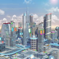 dxf future city hd