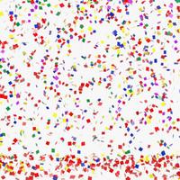 confetti 3d model