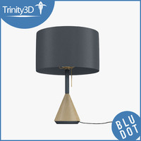 lamp contemporary furniture 3d max