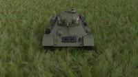 3d model soviet 76 tank hdri