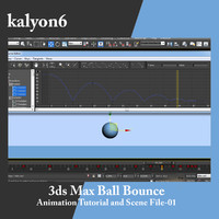 Ball Bounce Tutorial 01