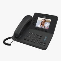 cisco unified ip phone 3d 3ds