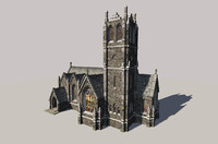 Gothic Church