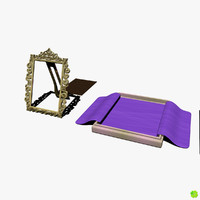 3d rig photo frame picture