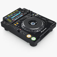 DJ Player Pioner CDJ-2000