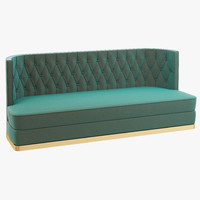 brabbu bourbon sofa 3d model