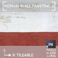 Roman Wall Painting Scheme 6