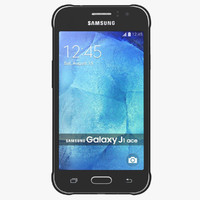 samsung galaxy j1 ace 3d 3ds