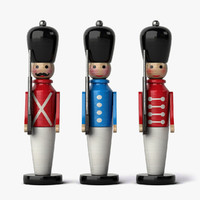 3d model toy soldiers