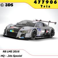2015 audi r8 lms 3ds