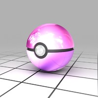 Dream Ball Pokeball