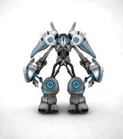 droid 3d obj