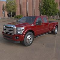 3d max modern generic pickup 2016