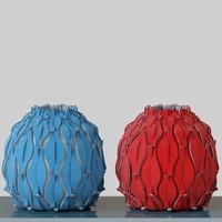 3d roset italia asira vase