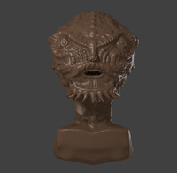 Water Alien