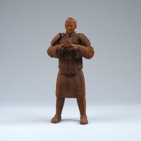 terracotta statues decoration obj