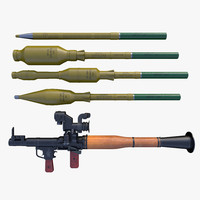 RPG-7 Rocket Launcher