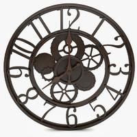 clock wall classic max
