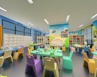 kindergarten interior x