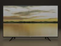 3d model tv lg 42lf