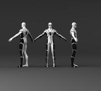 spider man v2 3d model