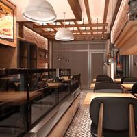 Restaurant Interior 02