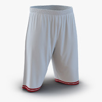basketball shorts white max