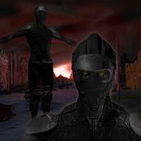 armored assassin 3d model