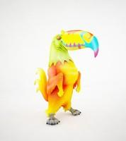 parrot 3d ma