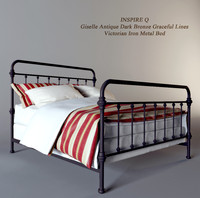 INSPIRE Q Metal Bed