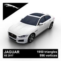 2017 xe sport sedan obj