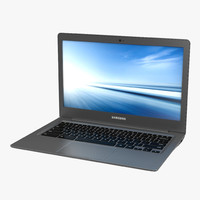 samsung chromebook 2 13 3d model