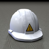 worker helmets 3ds