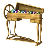 glass armonica 3ds