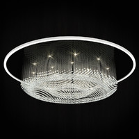 3d swarovski chandelier ripple