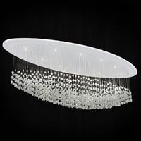 3ds luxury swarovski chandelier ellipse