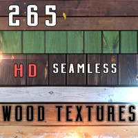 265 Wood Textures HD Seamless