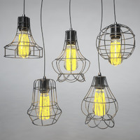 Loft concept Nest Cage Light