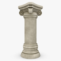 column 01 gray 3d 3ds