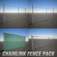max pack chainlink fence