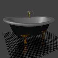 Bath tub_01