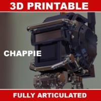 3d scout printable model