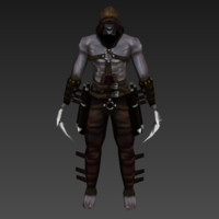 3d mad assassin model