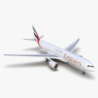 airbus a330 p2f emirates max