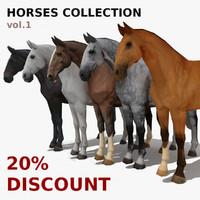 horses 1 3ds