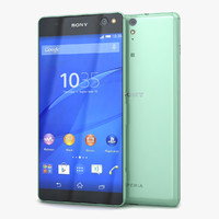 3d sony xperia c5 ultra