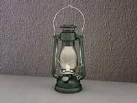 storm lantern 3d model
