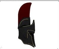 3ds hellenic helmet