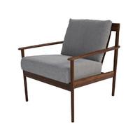 Grete Jalk Danish Modern Lounge Chair